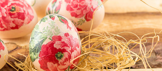9 Beautiful Easter Eggs From Around the World  Round the World