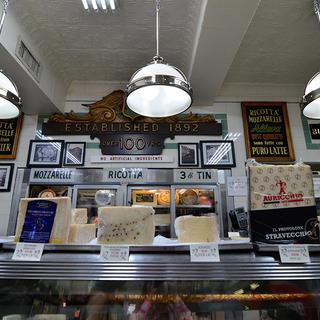 Cheese shop New York