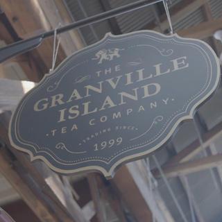 Granville Island tea
