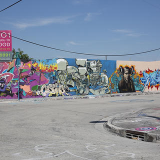 Urban Spirit Art Crawl, Miami 1