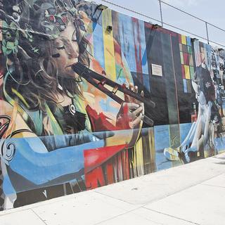 Urban Spirit Art Crawl, Miami 3