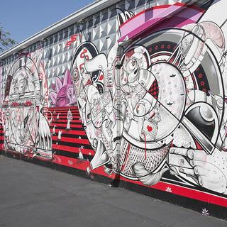 Urban Spirit Art Crawl, Miami 7