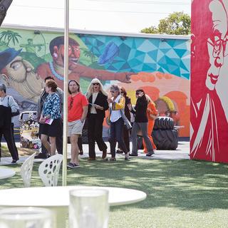 Urban Spirit Art Crawl, Miami
