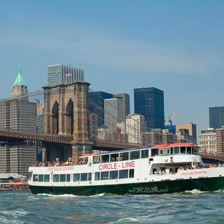 Circle Line cruises, New York
